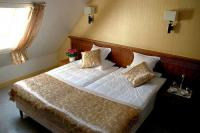 Elegant double room in the new Business Hotel Actor in Budapest