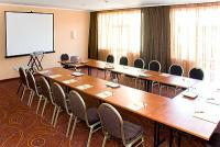 Meeting room conference room in Airport Hotel Budapest