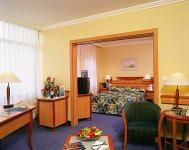 Danubius Thermal Hotel Helia - fully air-conditioned double room - Budapest
