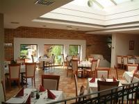 Airport Hotel Stacio - the hotel's breakfast room in Vecses - hotel close to the Airport