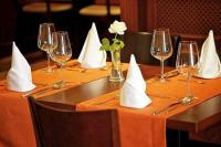 In the restaurant of Gold Wine & Dine Hotel Buda you can choose from variety of foods