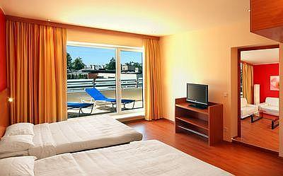 Star Inn Suite with terrace and panorama view to the Danube - Star Inn Hotel*** Budapest Centrum, affordable hotel near the Great Boulevard in the centre of Budapest