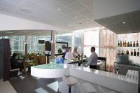 Novotel Budapest City lobby bar with high class services at affordable prices