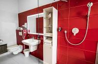 Bathroom in Wellness Hotel Rubin - accommodation in Budapest - Budapest - Rubin - Bathroom
